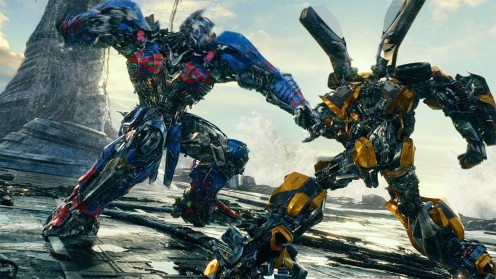 Ranking the Transformers Movies