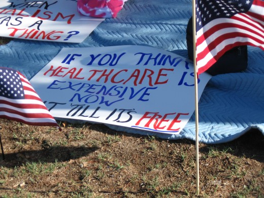 Free Healthcare could turn out to be very expensive in terms of both money and personal choices