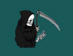 Part 1 The Grim Reaper, a story of Death from different Cultures.