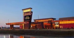 Traveling Around  - Southern Indiana - A Casino and a family reunion
