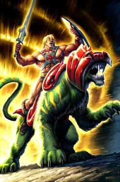 Chivs86 Satire:  A Tad Bit Too Convenient  (My Review of He-Man & the Masters of the Universe)