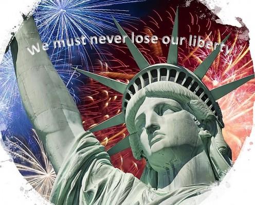 Lady Liberty (Abecedarian)