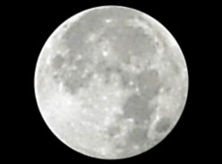 What do you see, when you look at the Moon?