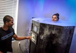 Cryotherapy to Heal the Body
