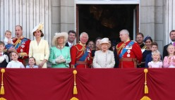 Buckingham Palace Balcony: Reason Duke and Duchess of Sussex Are Standing in the Back