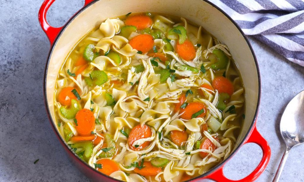 Grandma S Chicken Noodle Soup Hubpages