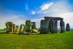 Stonehenge, one of the biggest mysteries of all time...