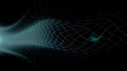 Some physicists assumed that there would be a cosmic specter.
