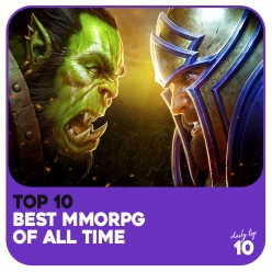 Top 10 Best MMORPG of All Time Every Gamer Should Be Playing Right Now