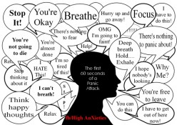 Signs of an Anxiety Attack and How to Fight it