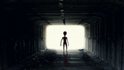 When were aliens first mentioned?