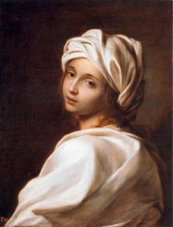 Portrait of Beatrice Cenci by Guido Reni