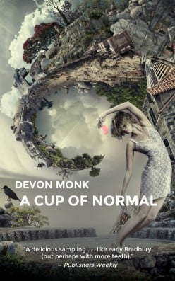 A Cup of Normal: An Imaginative Retro Scifi Tale with One Huge Flaw