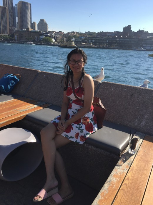 In Circular Quay