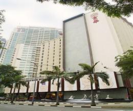 Royal Hotel, Singapore