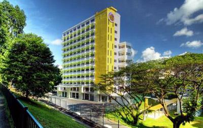 Hotel Re, Singapore