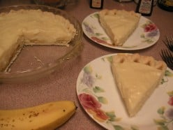 Banana Pudding and Banana Cream Pie from Scratch