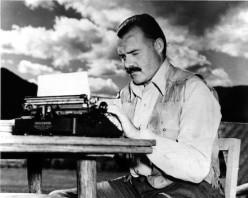 My Favorite Writer: Ernest Hemingway