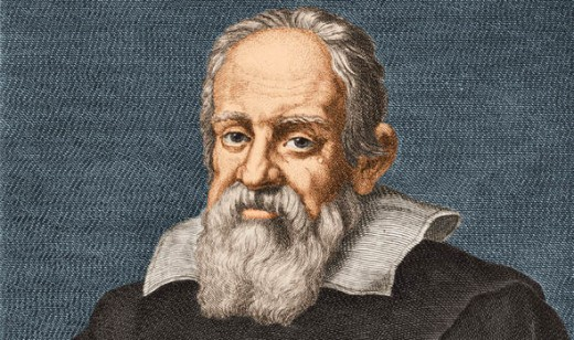 Galileo Galilei, who discovered some of Jupiter's moons