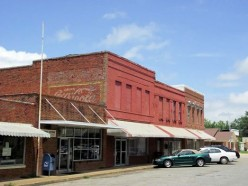 Houlka, Mississippi: Unique Location For Movie Set