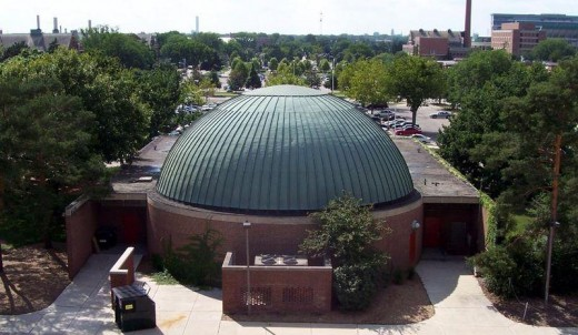 Abrams Planetarium, MSU, a leader in popular and academic astronomical education