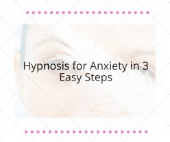 Hypnosis for Depression in 3 Easy Steps