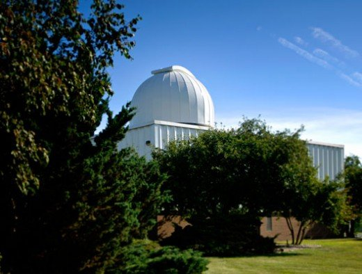 MSU Observatory--the university's own window on the universe