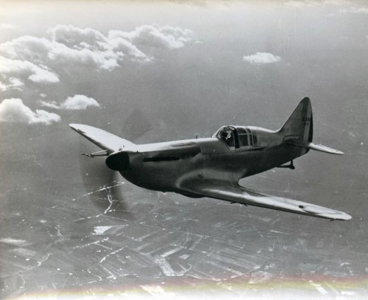 A capable fighter, the D.520 also unfortunately disrupted production of the already mature MS.406.