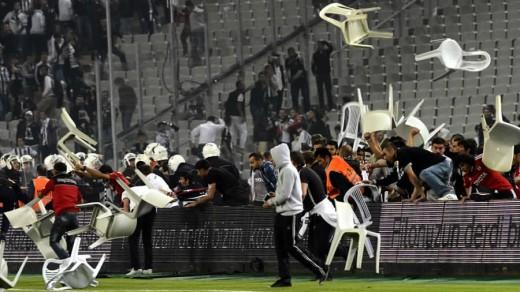 Stadium Riot