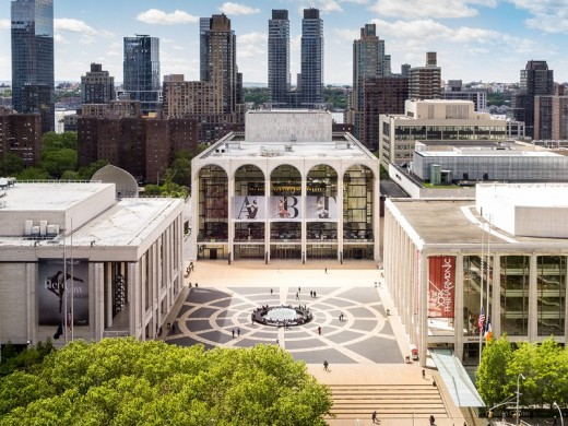 Lincoln Center for the Performing Arts, New York--a multifaceted performing arts campus