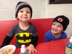 An Open Letter To My Sons