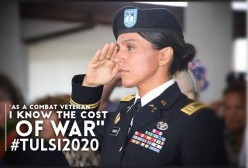 Tulsi Gabbard a Patriot for President