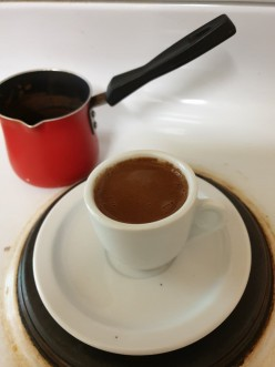 How to make a Turkish Coffee