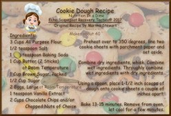 Easy Master Cookie Dough Recipe - Chocolate Chip, Nuts, and More