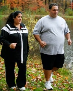 Does Excess Body Weight Truly Impede Cardio Exercise Effort?