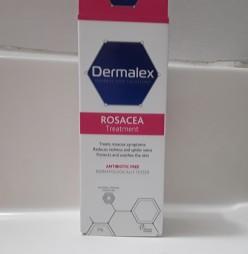 Product Review: Dermalex Rosacea Treatment