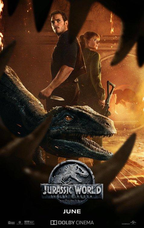 Jurassic World 2 Fallen Kingdom (2018) Movie Review | HubPages