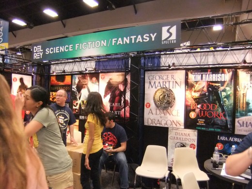 Sci Fi and Fantasy are the backbone of SDCC