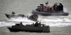 British Marines Seize Iranian Oil Tanker