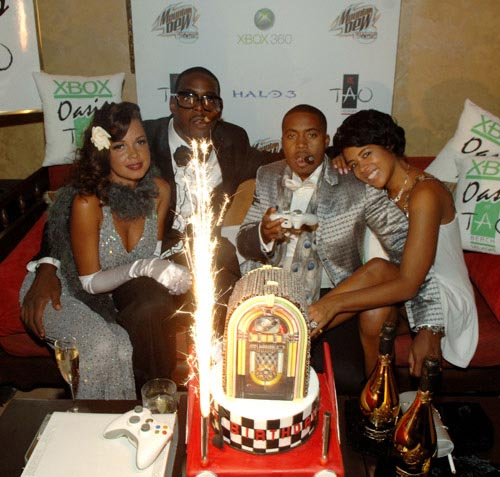 NAS And Kelis ~ Happier Times ~ New Year's Eve