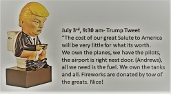 Trump's 4th of July Celebration