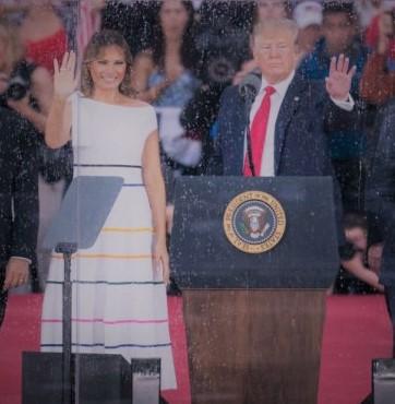 Mr. & Mr. Donald J Trump