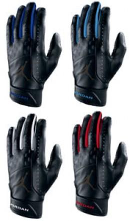 The Nike GB0229 Jordan Team Adult Baseball Batting Gloves