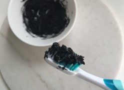Re-Mineralizing Charcoal Toothpaste
