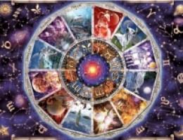 Zodiac, with 9,000 pieces
