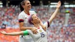 USWNT Sues for Equal Pay For Women's Soccer