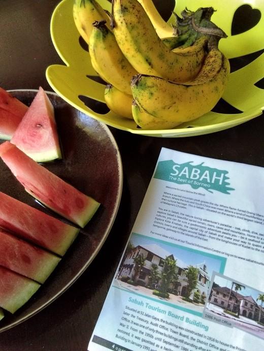 Fruits for morning breakfast