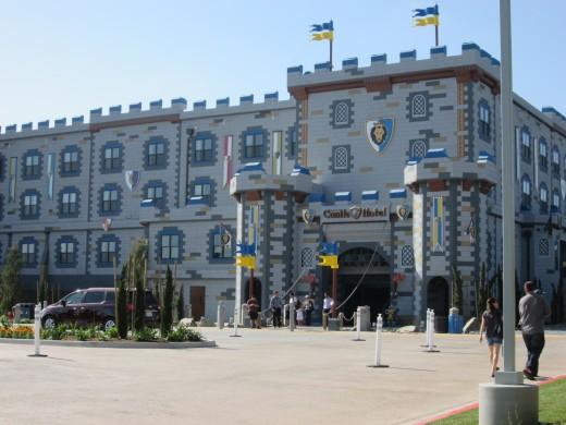 Castle Hotel, Legoland (opened Spring 2018)