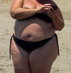 Why Is Wearing a Bikini the New Badge of Courage for Big Women?