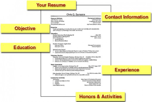 How Properly Format Your Resume or C.V. For Call Center Jobs ...